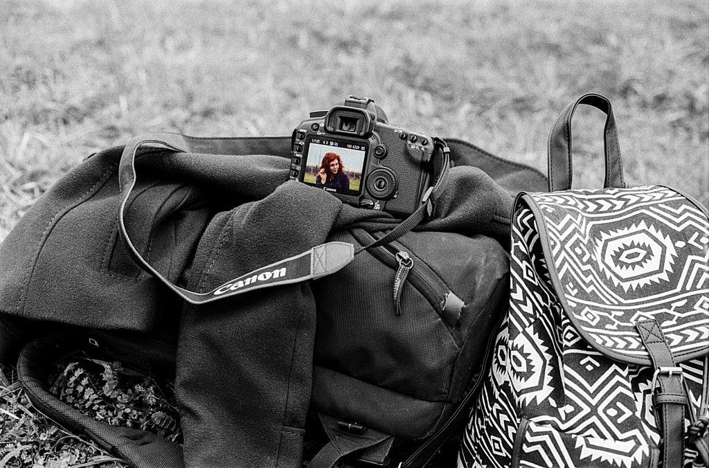 一眼レフにおすすめのカメラバッグはなに?おしゃれにカメラを持って出かけるならばこの方法!