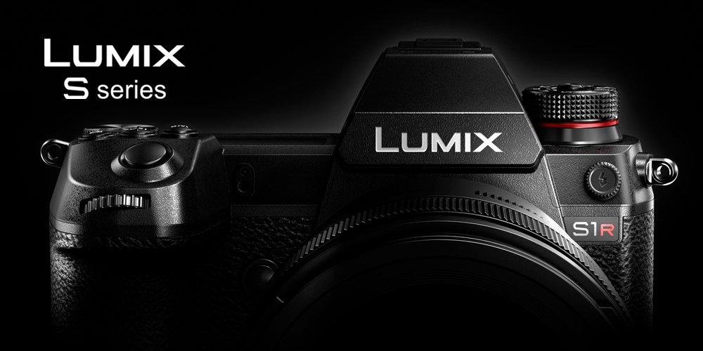 パナソニックフルサイズミラーレス「LUMIX S」発表!レンズはまさかのライカ「Lマウント」