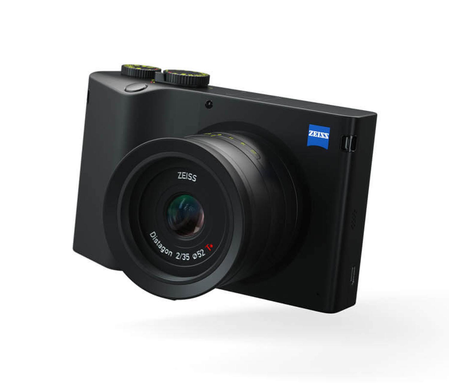カールツァイス Lightroom内臓のフルサイズコンデジ「ZX1」発表!カメラ1本で現像からシェアまで出来ちゃう