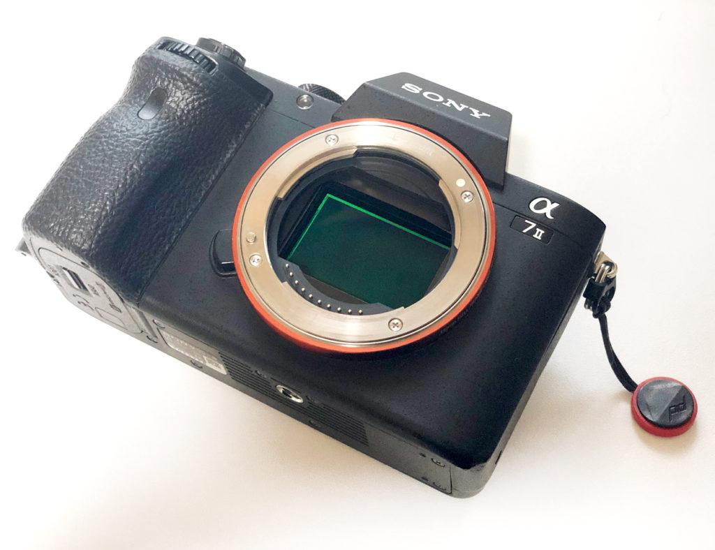 カメラセンサー