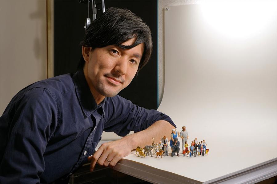 田中達也【ミニチュア写真家】が使用するカメラ・レンズやインスタにプロフィールまで知り尽くす