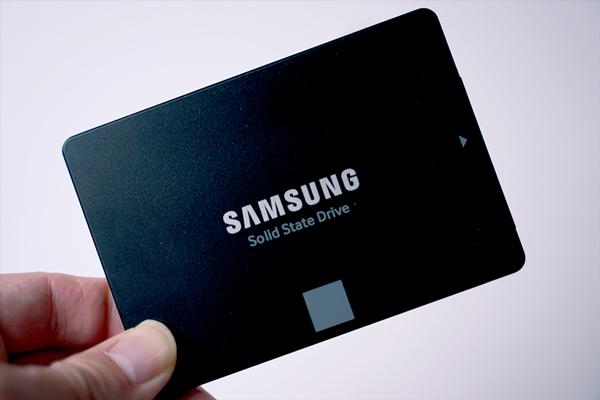 SSD大きさ