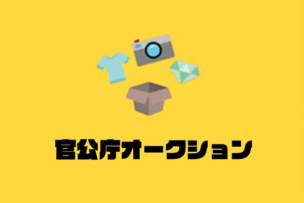 官公庁オークション画像