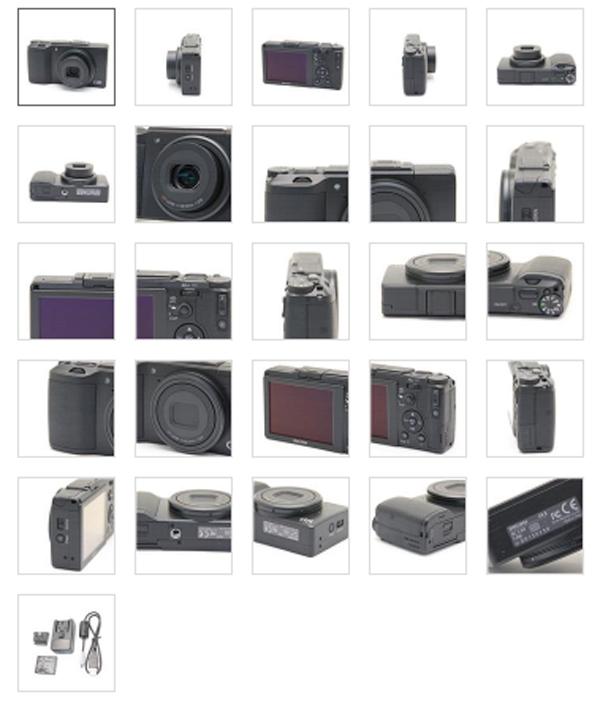 マップカメラ状態