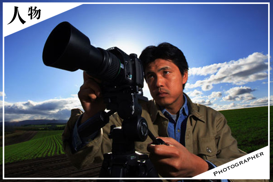 吉村和敏が使うカメラ・機材から写真集やカレンダーにプロフィールまで知り尽くす