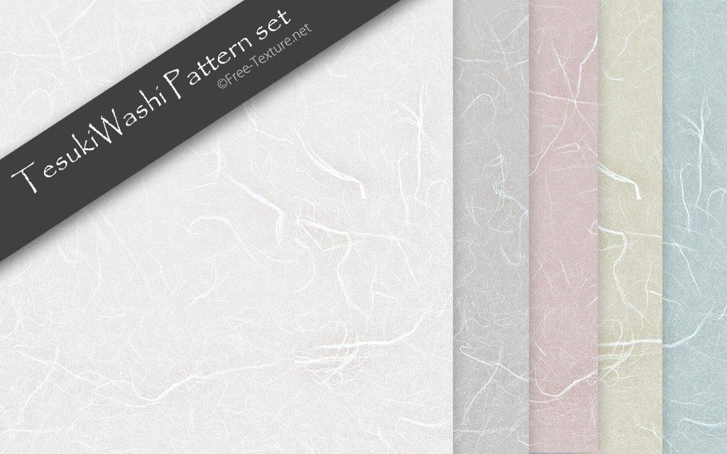tesukiwashi-pattern-set