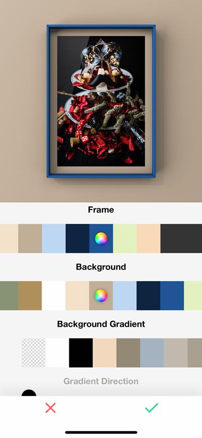 カラー調整