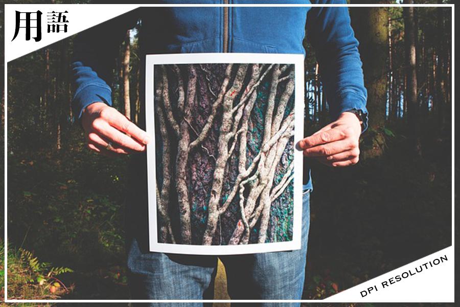 印刷現場でよく聞くDPI解像度とは?写真にポスター・webまで解像度はどのくらい必要なの