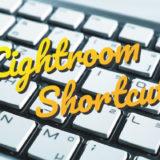 Lightroomshortcut