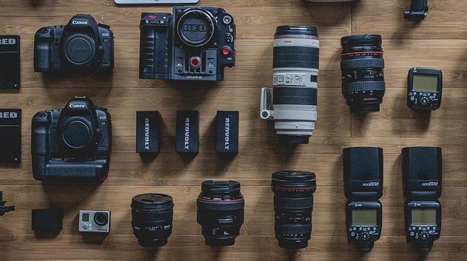 カメラ・機材