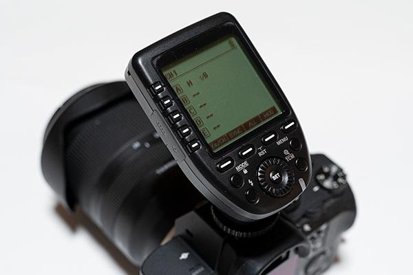 ラジオスレーブとカメラ