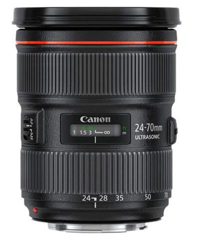 Canon-標準ズームレンズ-EF24-70mm-F2.8L-II-USM