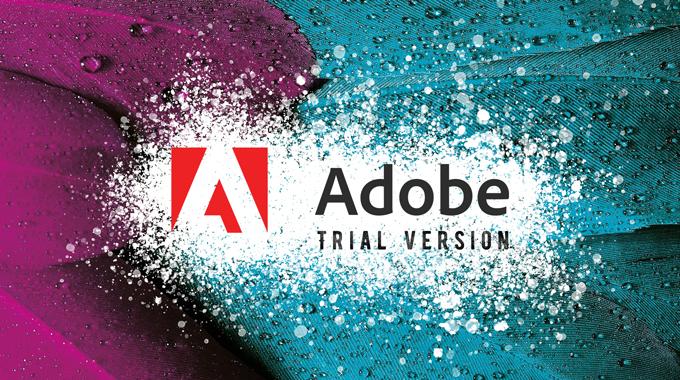 Adobe体験版